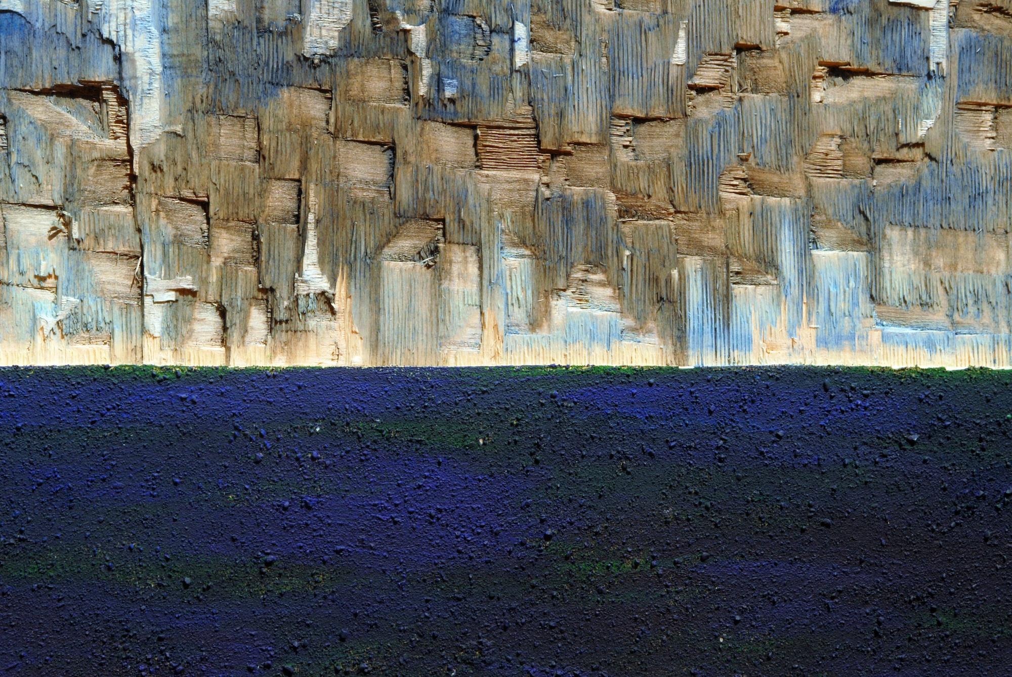 Mare d'iverno - particolare - foto di Antonio Colombi
